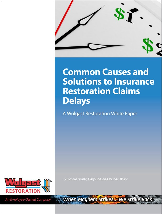 WR Common Causes and Solutions to Claims Delays Cover