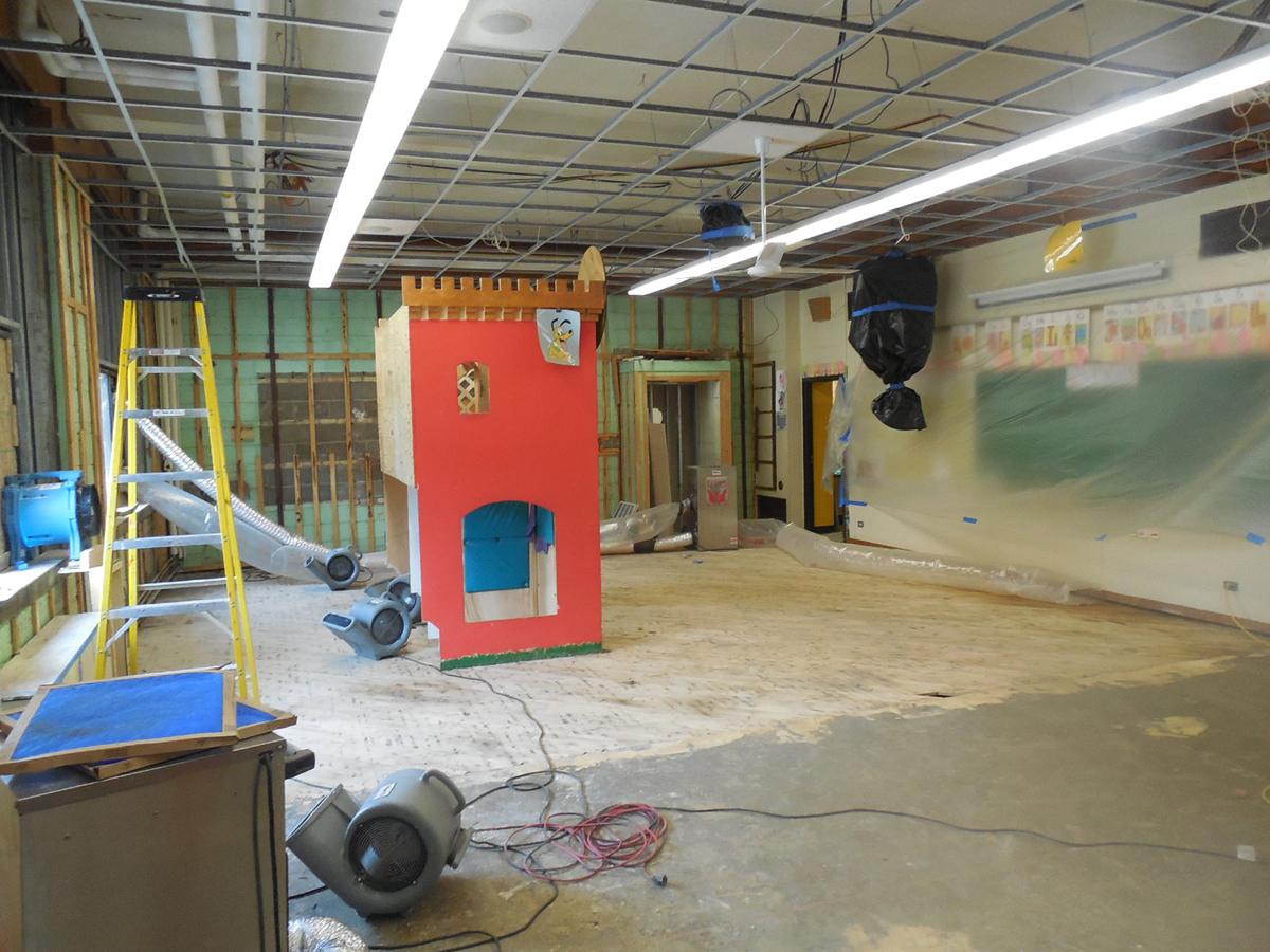 Weidman Room 113 post demo